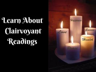 How Clairvoyant Readings Work | Psychic Readings