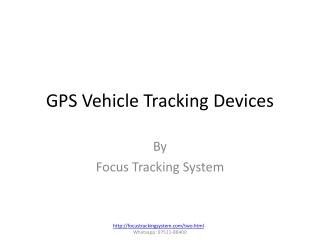 Four Wheeler Tracking Devices