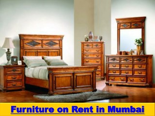 Home Furniture on Rent in Mumbai on monthly basis