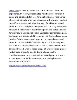 http://www.supplementschoice.com/enduro-force/