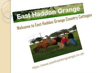East Haddon Grange