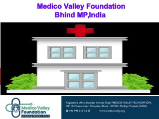 Medico Valley Best Healthcare