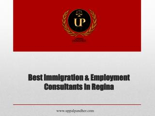 Best Immigration & Employment Consultants - Uppal Pandher