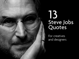 13 Steve Jobs Quotes for Creatives and Designers