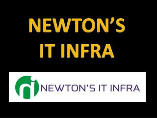 Website Design and Development Newton's IT Infra