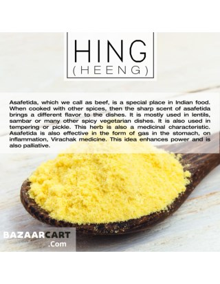 Uses and Benefits of Hing (Heeng)