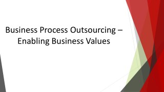 BPO Services - Effective Outsourcing Solutions for Maximum ROI