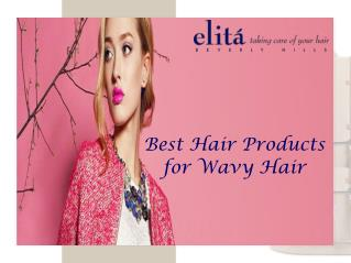 Best Hair Products for Wavy Hair