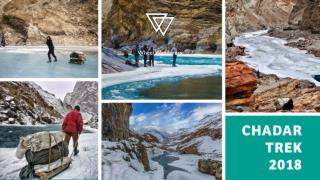 Ice trek in india, Winter Trek in india, Chadar Trek in india