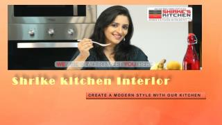 Various variety L shaped kitchen in Pune