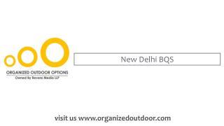 Delhi Bus Queue Shelters Advertising