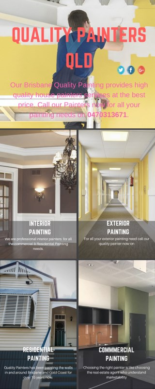 Quality Painters Brisbane QLD