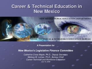 Career  Technical Education in New Mexico