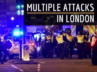 Multiple attacks in London