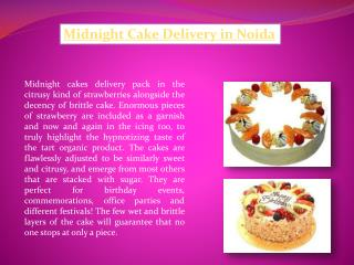 Order ✓Midnight cake delivery with several of flavours by Royal Cake