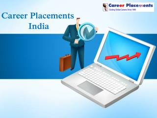Career Placements India