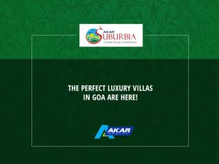 The Perfect Luxury Villas In Goa Are Here!