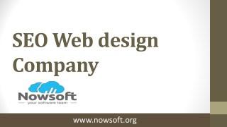 SEO Web design Company