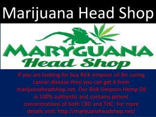 Order Marijuana Online -  Marijuana Head Shop