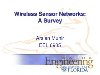 Wireless Sensor Networks:  A Survey