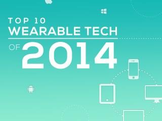 Top 10 Wearable Tech of 2014