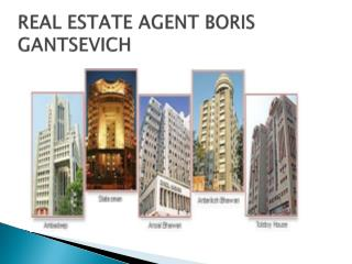 Overview of Real Estate Marketing Types from Boris Gantsevich