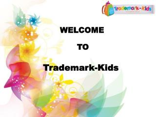 Personalised kids name labels - Trademark Kids...!