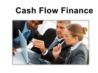Cash Flow Finance