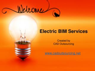 Electrical BIM Services