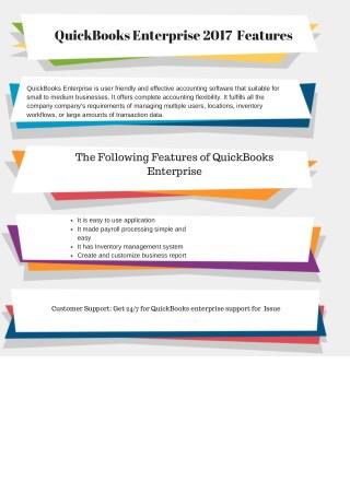 QuickBooks Enterprise 2017 Review