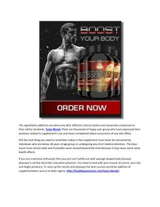 http://healthpowerzone.com/testo-blends/