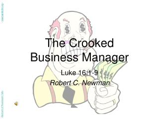 The Crooked Business Manager