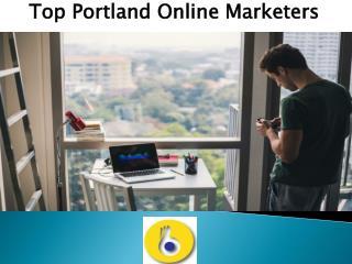 Top Portland Online Marketers
