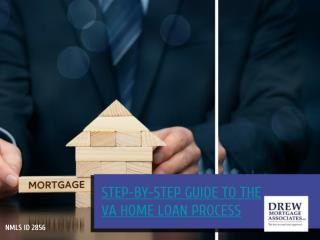 Step-by-Step Guide to the VA Home Loan Process