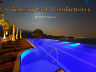 Ppt Swimming Pool Contractors Powerpoint Presentation