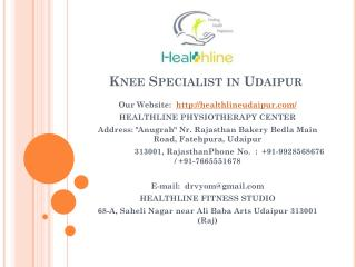 Knee specialist in Udaipur