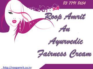 Roop Amrit Cream | Roop Amrit