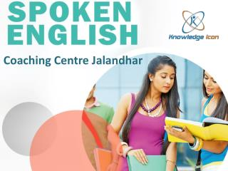 Spoken English Coaching Centre Jalandhar