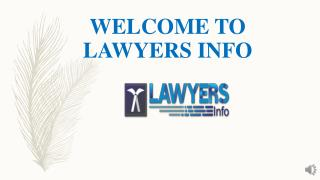 Bankruptcy Lawyer's