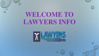 Car Accident Lawyer's