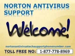 Support  &&1::877::778::8969&&  Norton Antivirus Support Phone Number