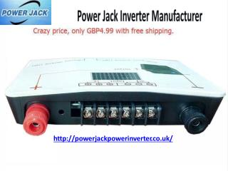 Get China based Renowned Power Jack Inverter Supplier