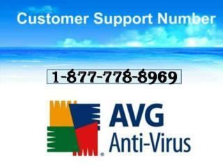 Support  &&1::877::778::8969&&  AVGAntivirus Support Phone Number
