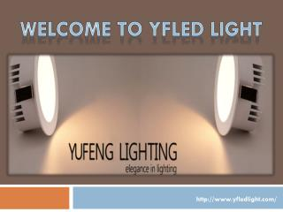The Commercial LED Lighting For Business