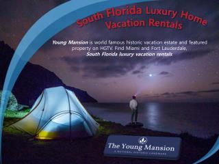 Florida Beach House Vacation Rentals