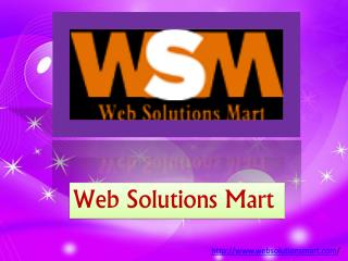 Web Solutions Mart LLP