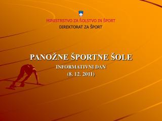 PANO NE  PORTNE  OLE  INFORMATIVNI DAN  8. 12. 2011