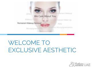 Benefits of Semi Permanent Makeup | Exclusive Aesthetic