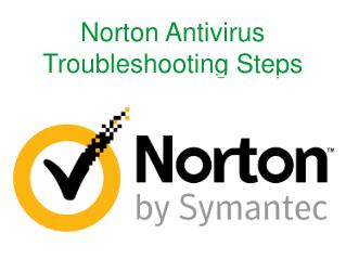 Nortan troubleshooting steps