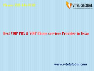 Best VOIP PBX & VOIP Phone services Provider in Texas